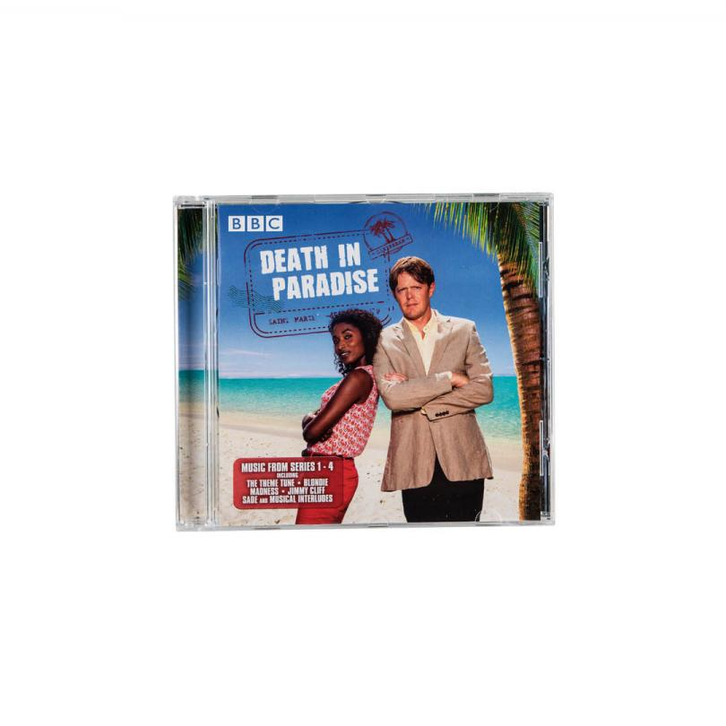 Death in Paradise CD