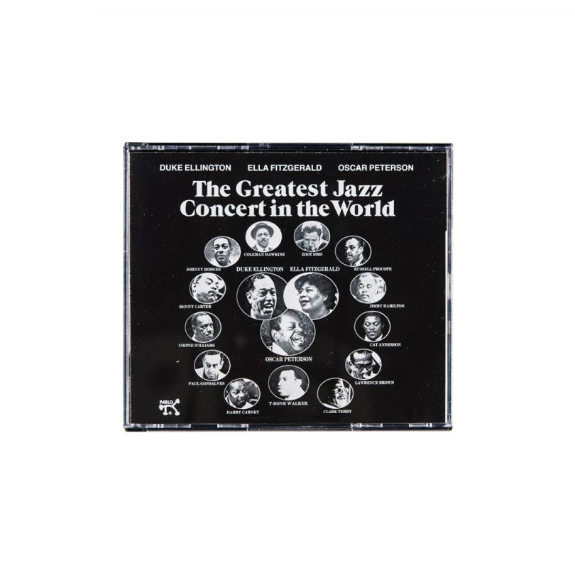 Greatest Jazz Concert in the World 3 CD Set