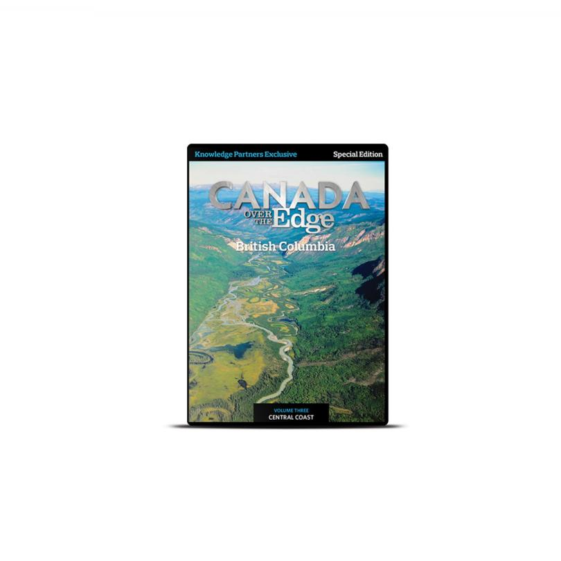 Canada Over the Edge Volume 3: Central Coast DVD