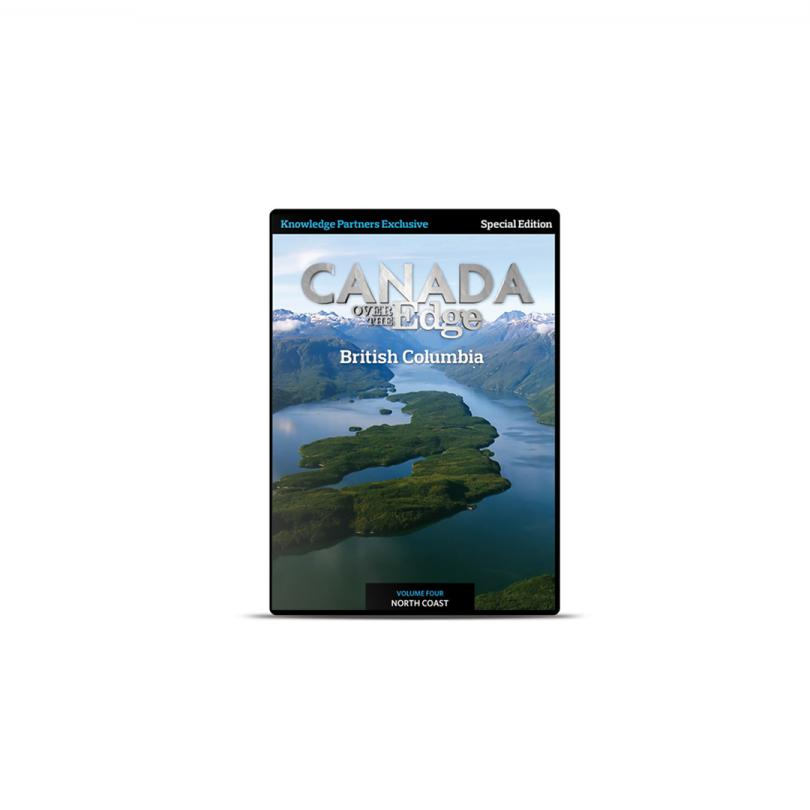 Canada Over the Edge Volume 4: North Coast DVD