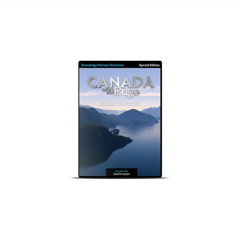 Canada Over the Edge Volume 2: South Coast DVD