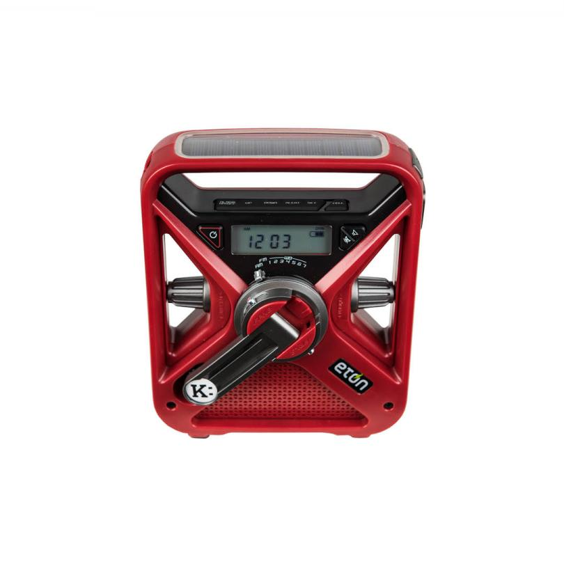 Knowledge: Partners Premium Emergency Radio/Flashlight