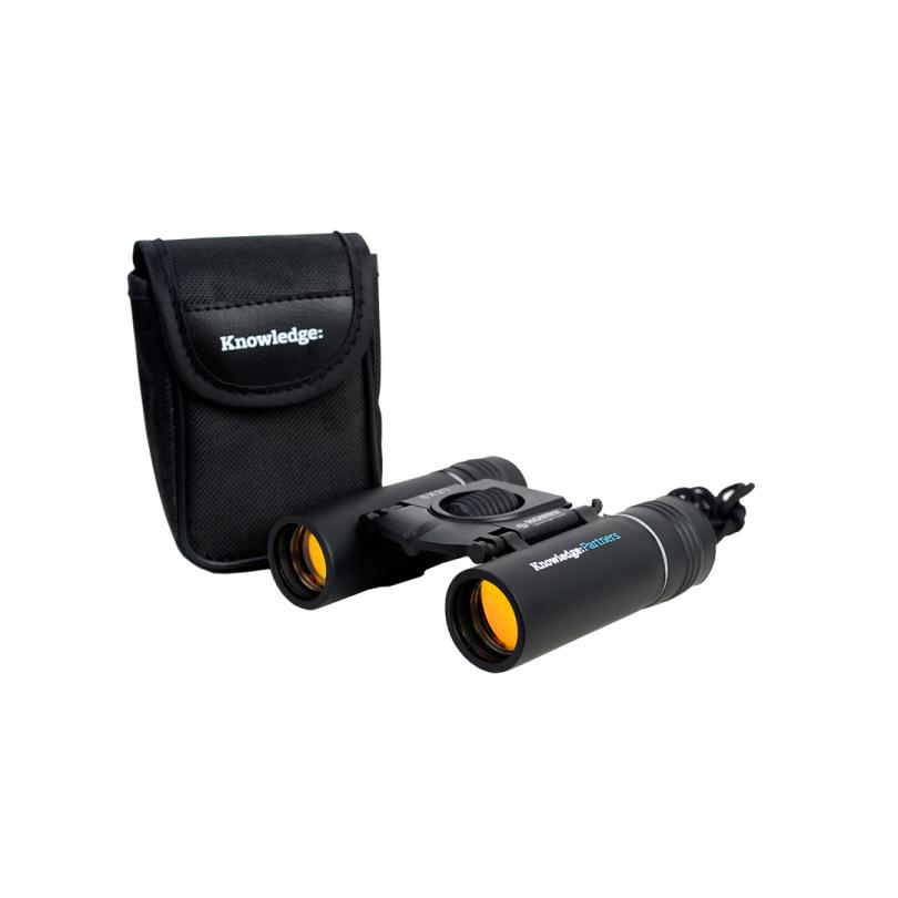 Knowledge: Partners Compact Binoculars