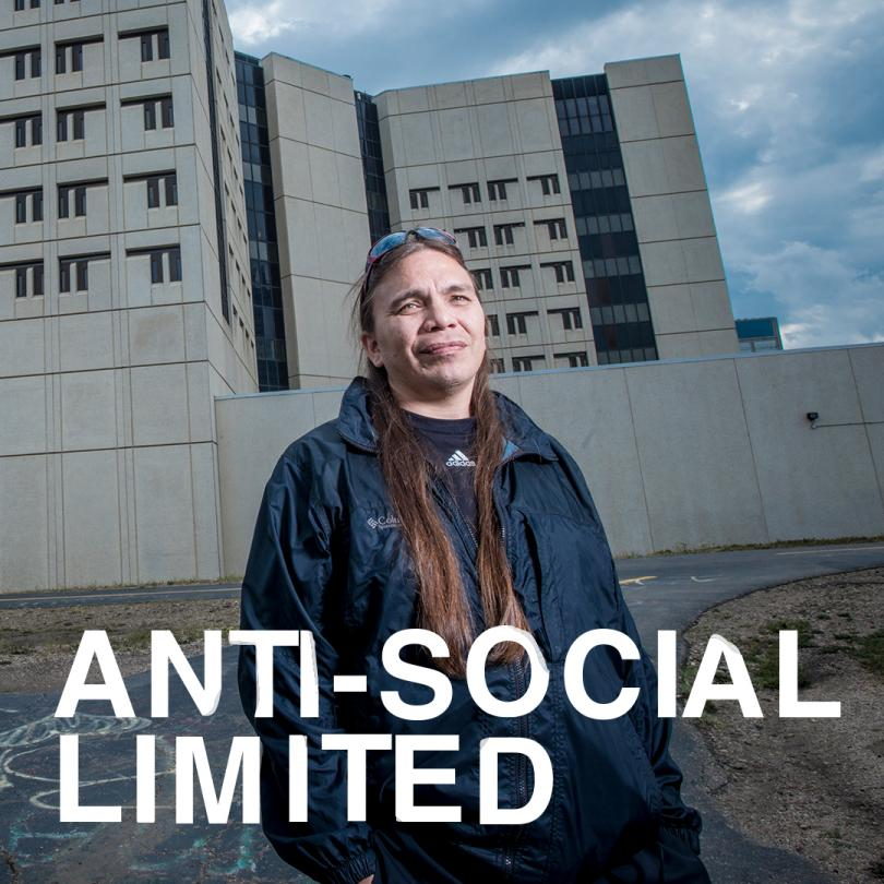 Anti - Social Limited