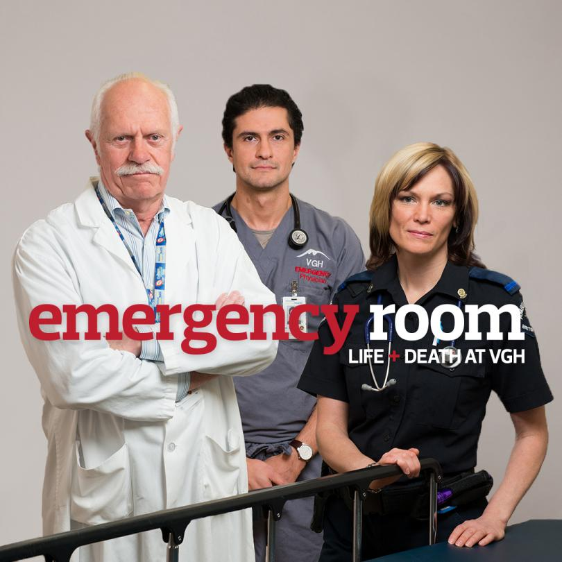 Emergency Room:  Life and Death at VGH