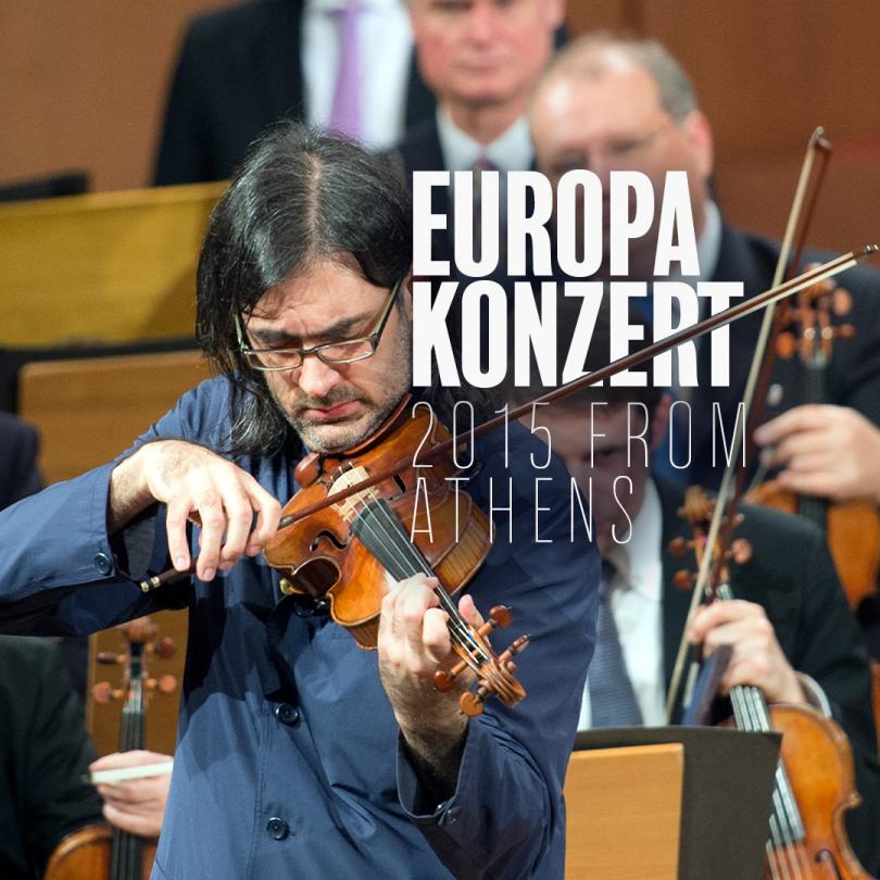 Europa Konzert 2015 from Athens
