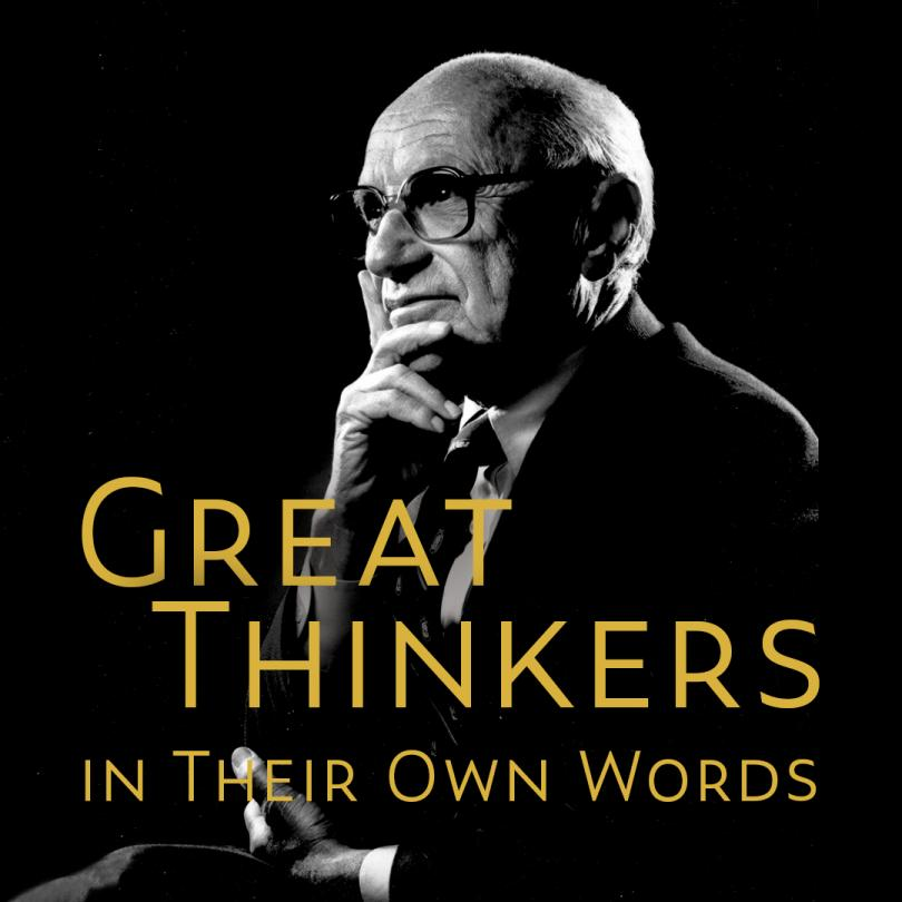 Great Thinkers: In Their Own Words