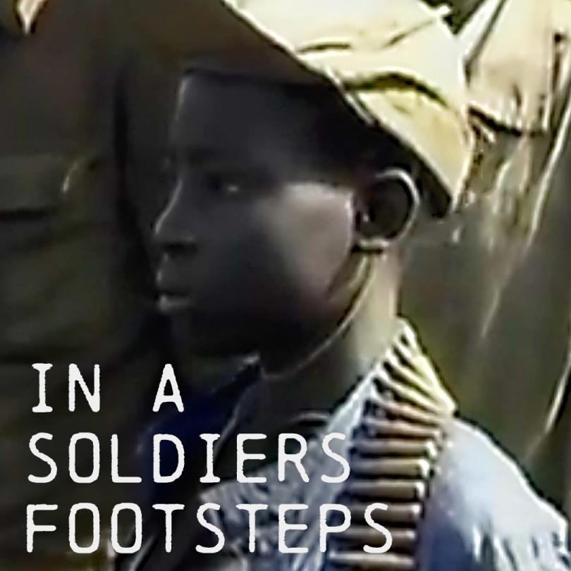 In a Soldier's Footsteps