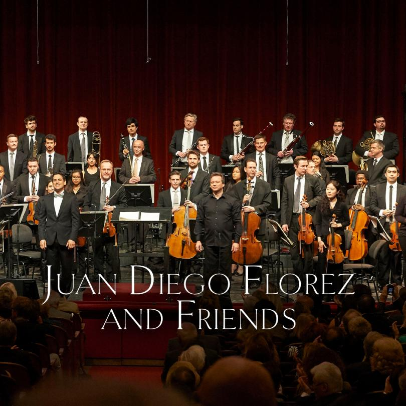 Juan Diego Florez and Friends