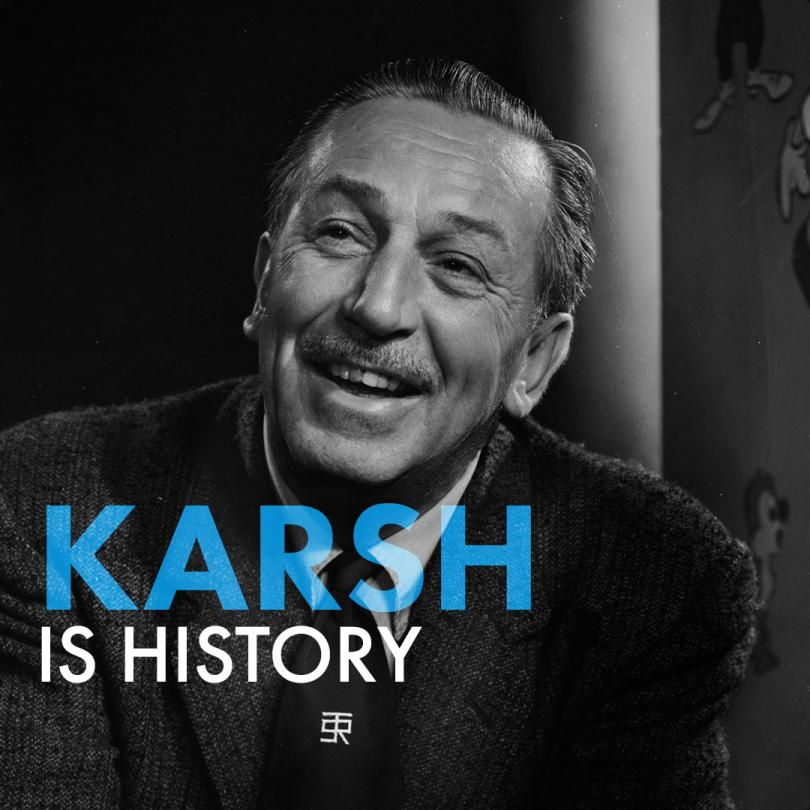 Karsh is History