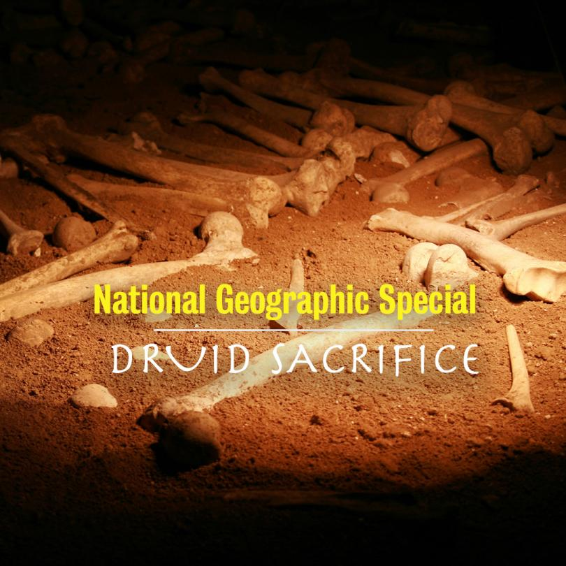 National Geographic Specials - Druid Sacrifice