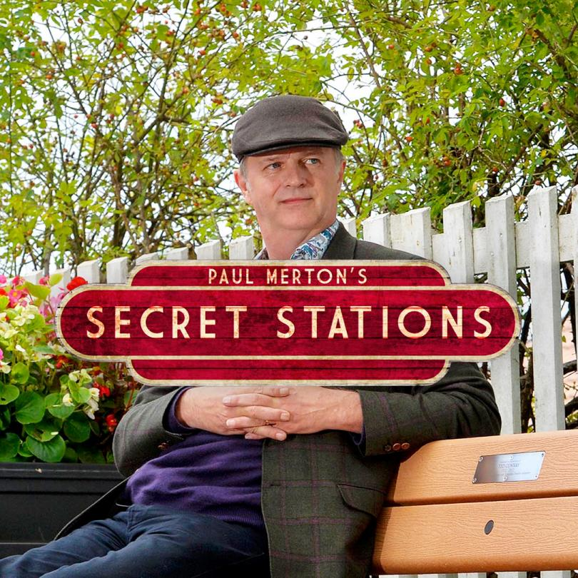 Paul Merton's Secret Stations