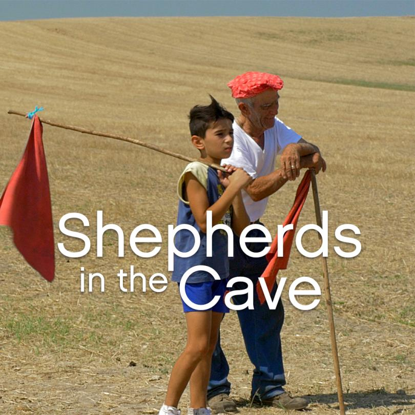 Shepherds in the Cave