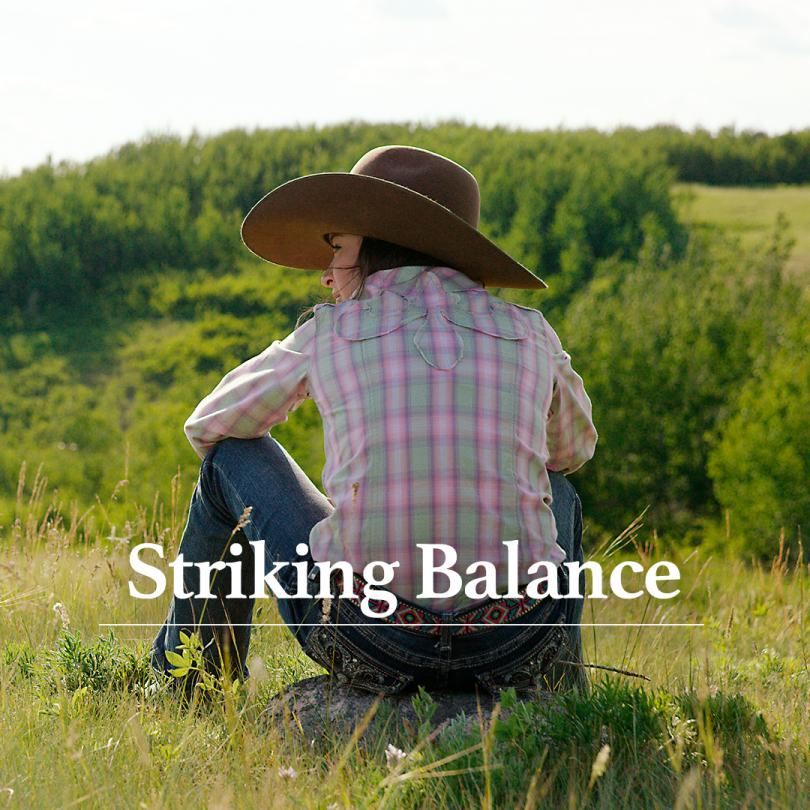 Striking Balance