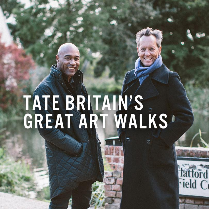 Tate Britain's Great British Walks