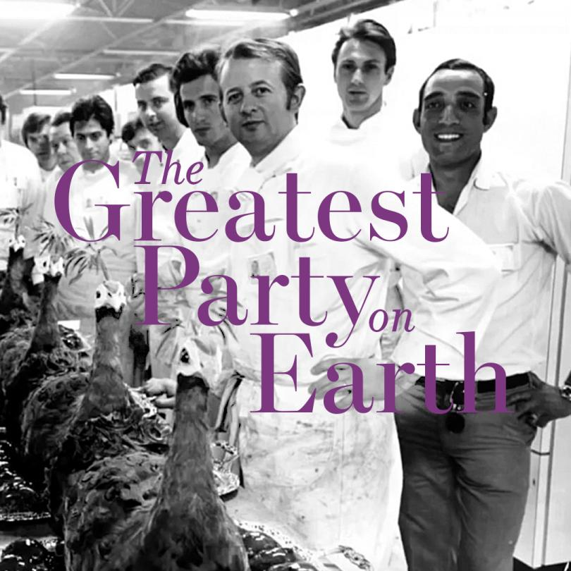 The Greatest Party on Earth