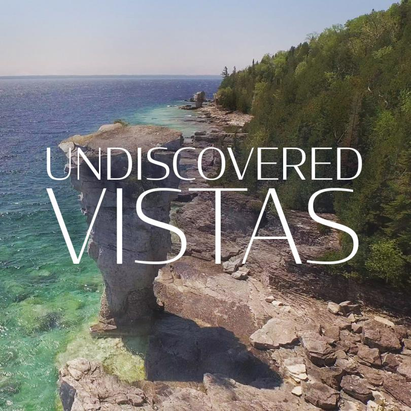 Undiscovered Vistas