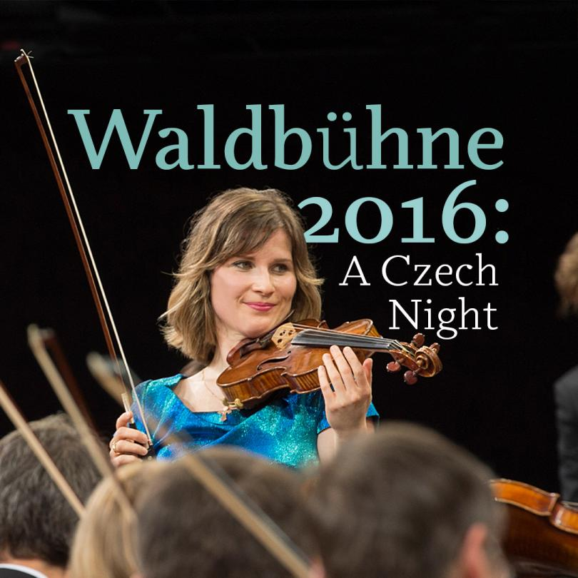 Waldbuhne 2016: A Czech Night